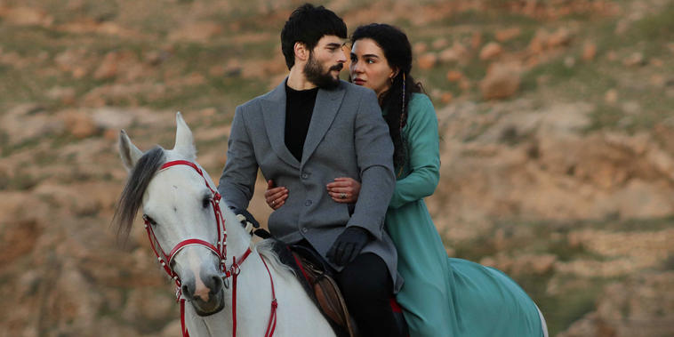 Los actores principales de Hercai: Amor y venganza
