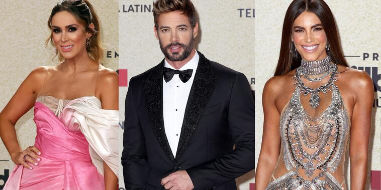 All the looks from the red carpet Latin Billboard Awards 2021