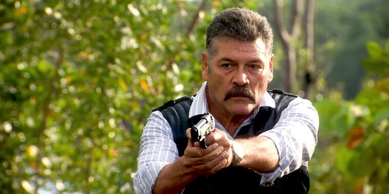 Tierra de Reyes, capítulo 148: José Antonio Gallardo le dispara a Valverde