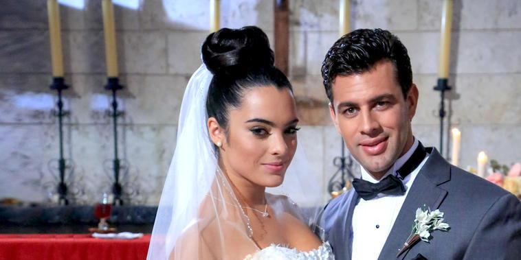 Tierra de Reyes, capítulo final:Andrea y Samuel se casan