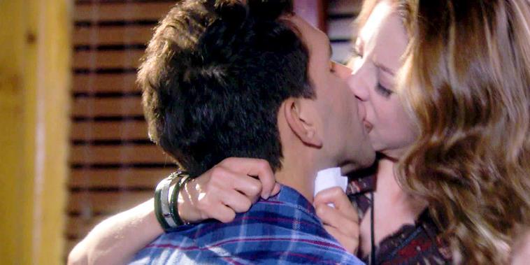 Eva La Trailera, Capítulo 5: Eva y Pablo se besan por primera vez