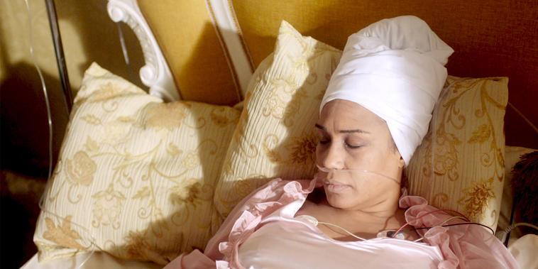 Celia, Capítulo Final: Celia muere a causa de un tumor en el cerebro