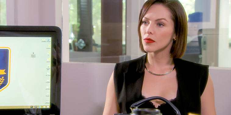 Eva La Trailera, Capítulo 15: Marlene se entera que Pablo fue policía