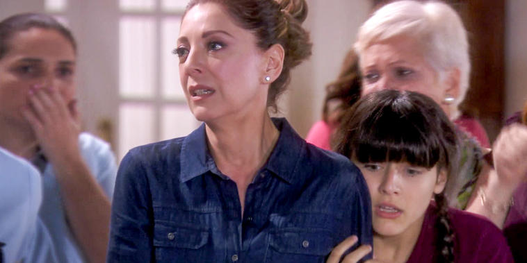 Eva La Trailera, capítulo 19: Eva es arrestada por el asesinato de Sofía