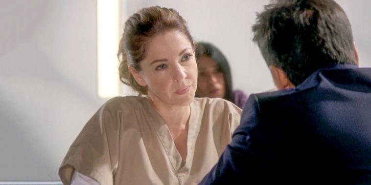 Eva La Trailera, capítulo 25: Eva es sentenciada a una larga condena en prisión
