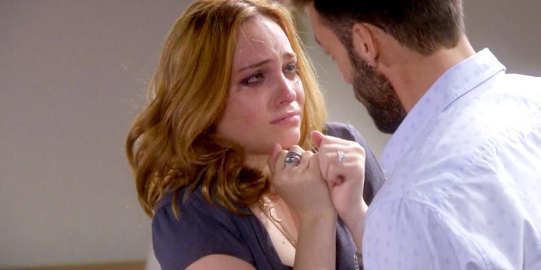 Eva La Trailera, capítulo 27: Adriana descubre la traición de Andy y Marlene