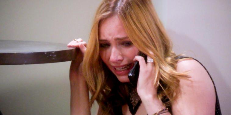 Eva La Trailera, capítulo 28: Adriana logra escaparse de Andy
