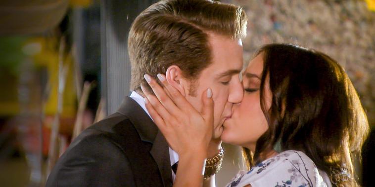 """¿Quién es Quién?, Capítulo 26: Paloma y """"Perico"""" se reconcilian con un beso"""