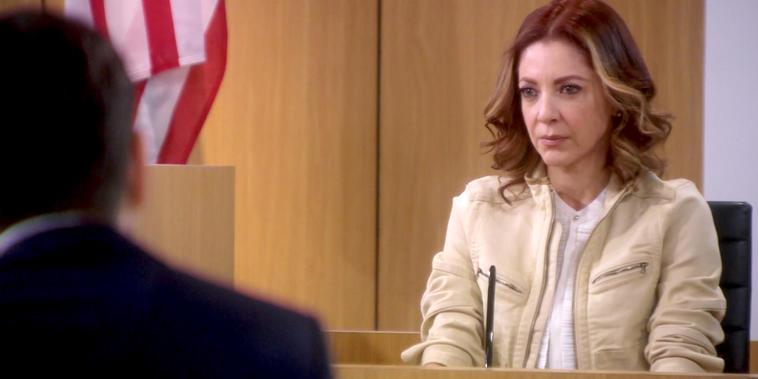 Eva La Trailera, capítulo 53: Eva es llamada a testificar en su propio juicio