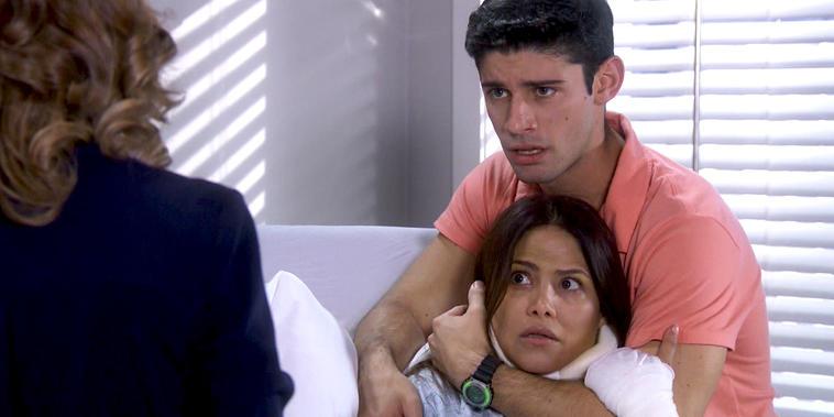 Eva La Trailera, capítulo 62:Soraya cree que Bobby es Pancho y desconoce a Eva