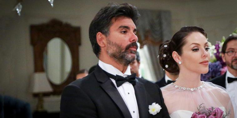 Eva La Trailera, capítulo 64: Marlene y Armando se unen en matrimonio