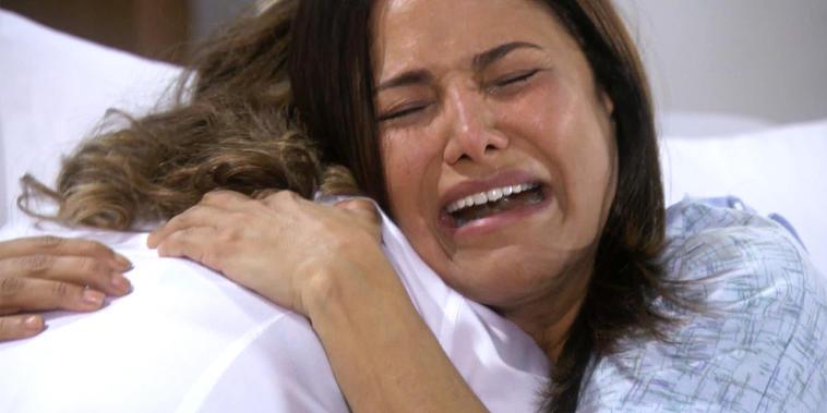 Eva La Trailera, capítulo 70: Soraya se entera que Pancho murió en el accidente