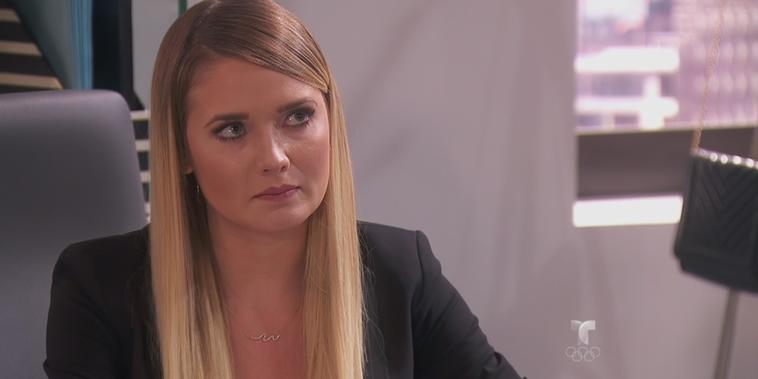 ¿Quién es Quién?, Capítulo 61: Fernanda, no le confiesa a Santiago que se va a casar.