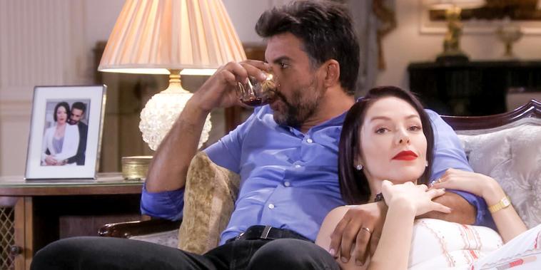 Eva La Trailera, capítulo 77: Marlene y Armando inmersos en una relación tóxica.