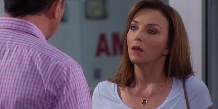 ¿Quién es Quién?, Capítulo 82:Humberto cita a Inés en el hospital