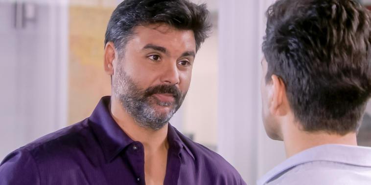 Eva La Trailera, capítulo 99: Armando le pide ayuda a Pablo para que proteja a Eva