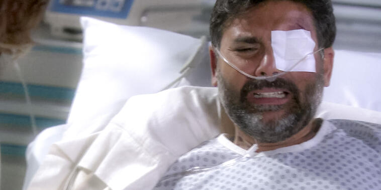 Eva La Trailera, capítulo 111: Armando queda paralítico