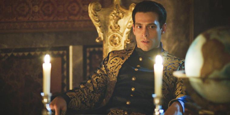 La Sultana, Capítulo 9:  Un amor prohibido enfurece al Sultán Ahmed