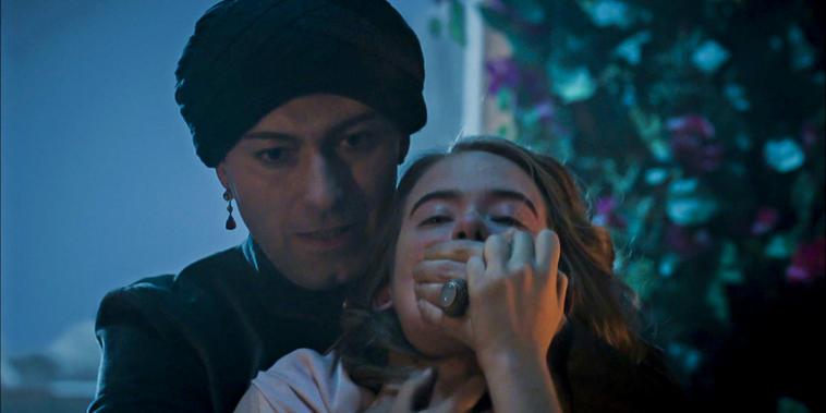 La Sultana, Capítulo 10:Anastasia al borde de la muerte