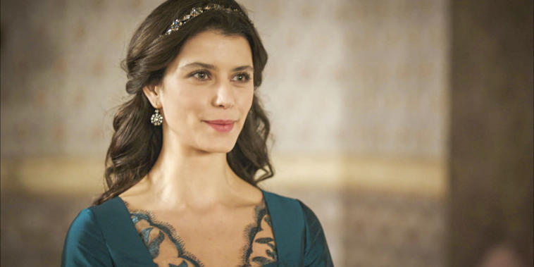 La Sultana, Capítulo 15: Kosem es el nuevo nombre de Anastasia