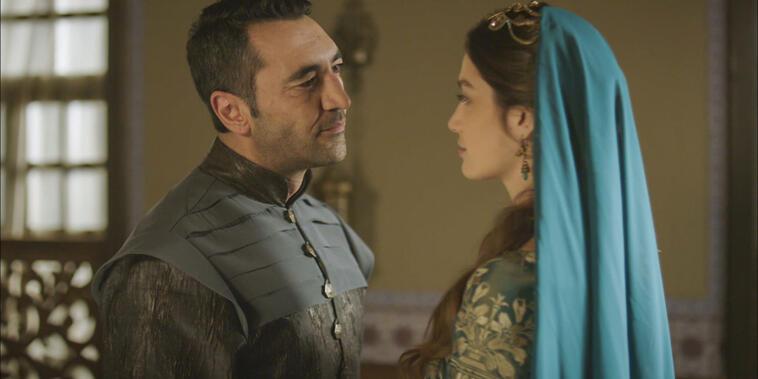 La Sultana, Capítulo 18: La Sultana Fahriye tiene a Dervish en sus manos