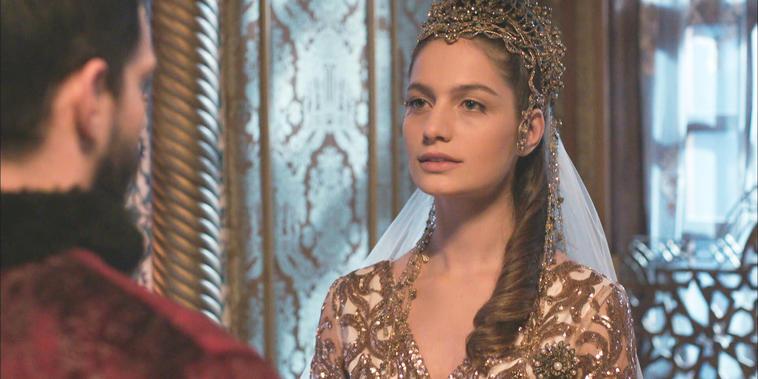 La Sultana, Capítulo 22: La Sultana Fariyhe huye por amor