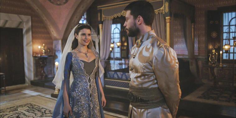 La Sultana, Capítulo 23: La sorpresa para el Sultán