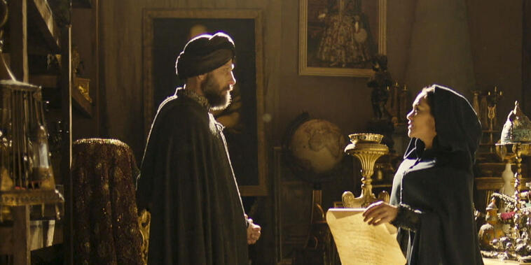 La Sultana, Capítulo 28: Capítulo 28: En busca del tesoro escondido de Safiye