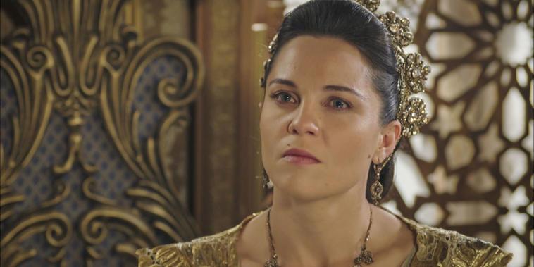 La Sultana, Capítulo 32: La furia de la Sultana Madre