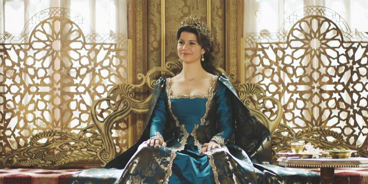 La Sultana, Capítulo 37: Crece la dinastía otomana