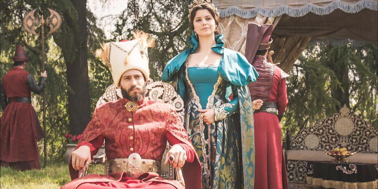 La Sultana, Capítulo 39: La muerte lenta del Sultán