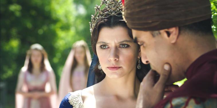 La Sultana, Capítulo 40: Matar a tu propia hermana