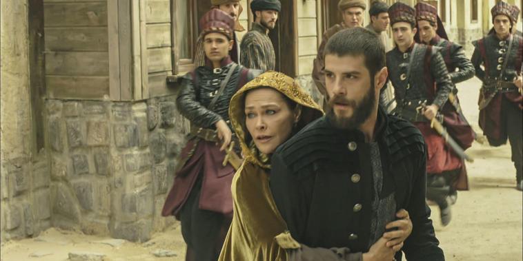 La Sultana, Capítulo 42: La captura del Príncipe Iskender