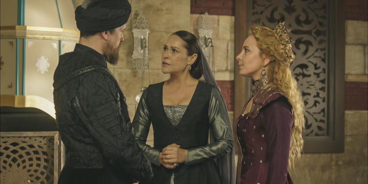 La Sultana, Capítulo 45: La lucha por destronar a Mustafá