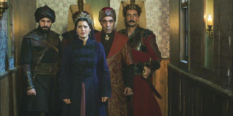 La Sultana, Capítulo 46: La orden de ejecutar a los príncipes