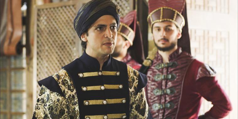 La Sultana, Capítulo 47: El Sultán Osmán está descontrolado