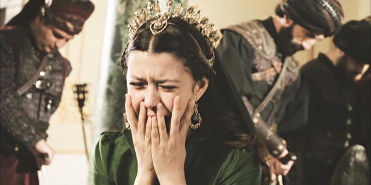 La Sultana, Capítulo 48: La desconsolada Sultana Kosem