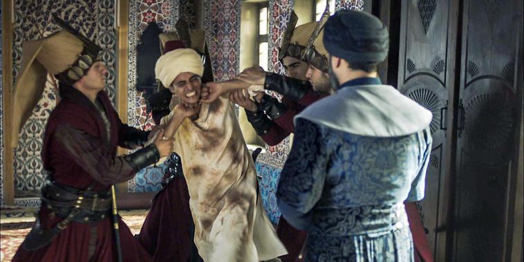 La Sultana, Capítulo 52: La agonía del joven Sultán Osmán