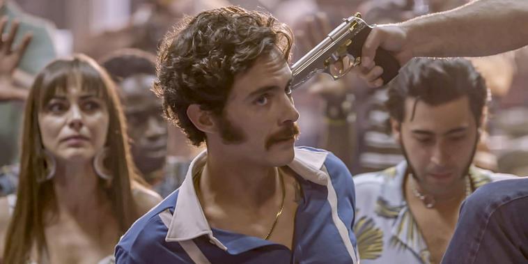 El Barón, Capítulo 26: Nacho es un soplón para Escobar