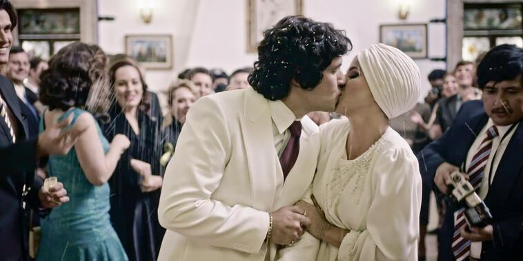 José José y Anel, marido y mujer