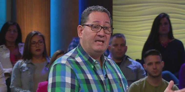 """Padre reclama a su hija"" y ""Amaurosis fugaz"""