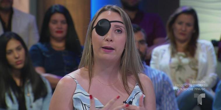 Caso Cerrado: Tengo una enfermedad de transmisión sexual en el ojo