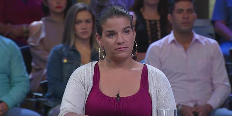 Deportada y embarazada