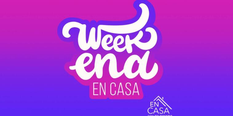 Playlist 'Weekend en Casa', de 'En Casa con Telemundo' en Apple Music