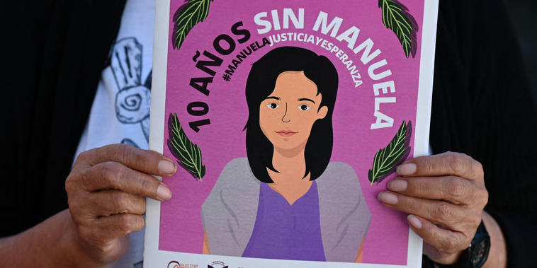 Manuela es una salvadoreña que fue sentenciada a 30 años de prisión por homicidio agravado después de presentar una emergencia obstétrica