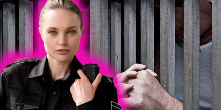Oficial de seguridad tiene amorío con reo