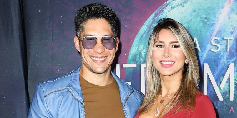 Chyno Miranda y Natasha Araos Florida 2018