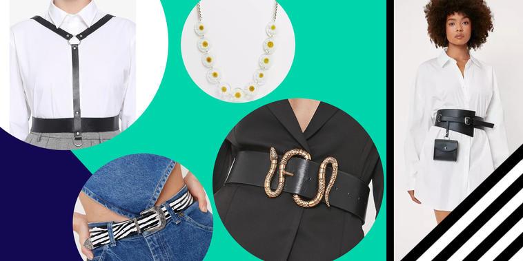 20 cinturones que puedes conseguir por menos de $20 | Telemundo