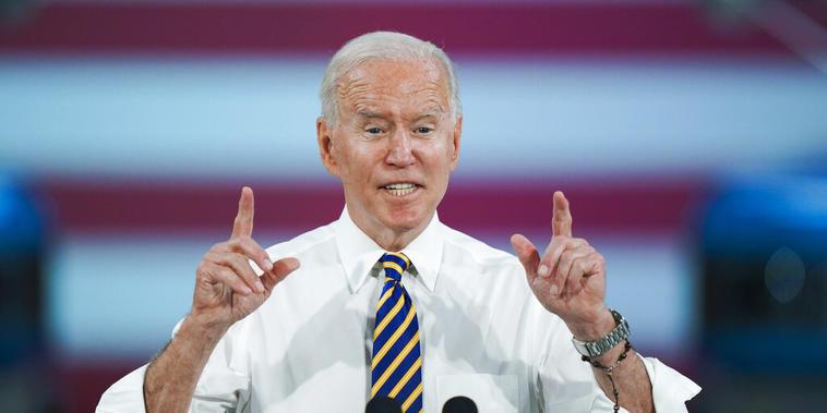 El presidente, Joe Biden