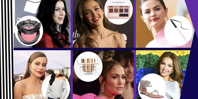 6 marcas de las hispanas famosas que debes de conocer   Telemundo